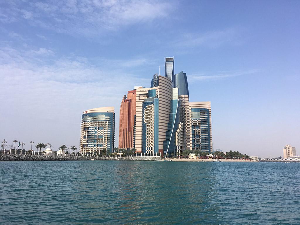 Abu Dhabi - Skyline - Sony RX100 V