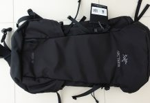 Arc'teryx Brize 32 Backpack - Black