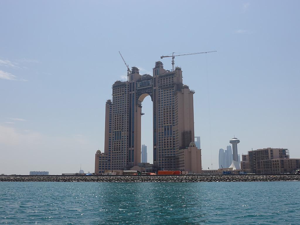 Atlantis - Abu Dhabi - Under Construction