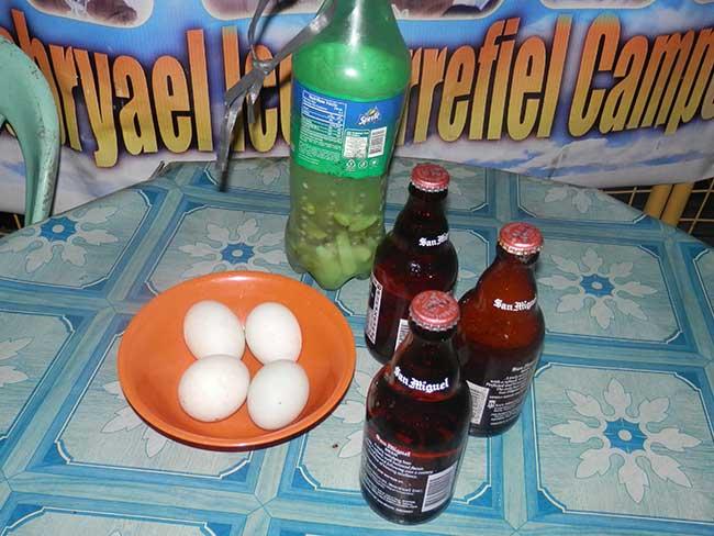 Balut Philippines Beer