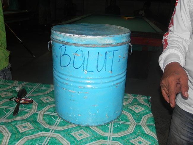 Balut Philippines Cooler