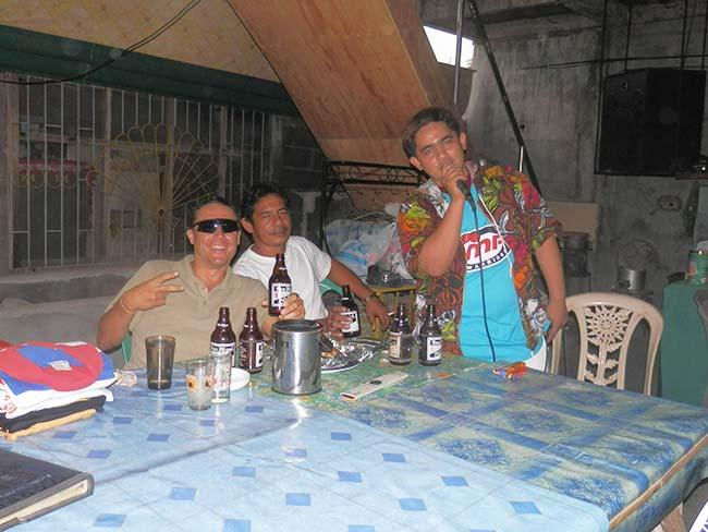Balut Philippines Drunk Karaoke