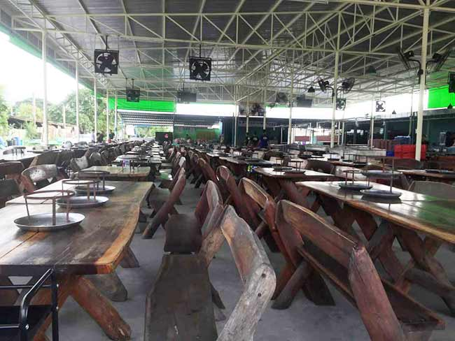 Barbecue Buffet Near Bangkok Airport