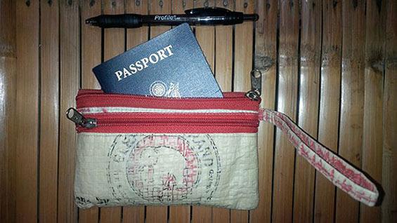 Best Cheap Travel Wallet Tyvek