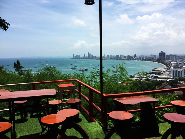 Best Coffee Pattaya Thailand Coffee Break Pattaya View