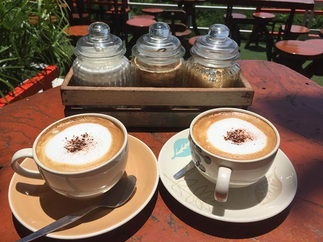 Best Coffee in Pattaya Thailand Spectacular Views and Cheap Prices Coffee Break Pattaya