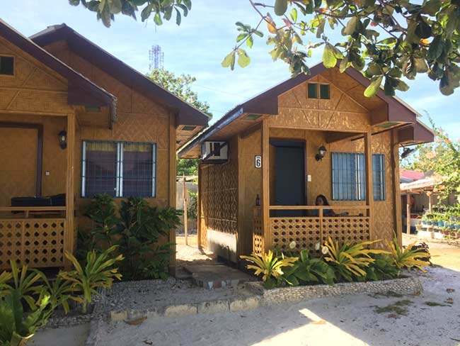 Best Hotel Anda Bohol Philippines Little Miami Beach Resort Cottages