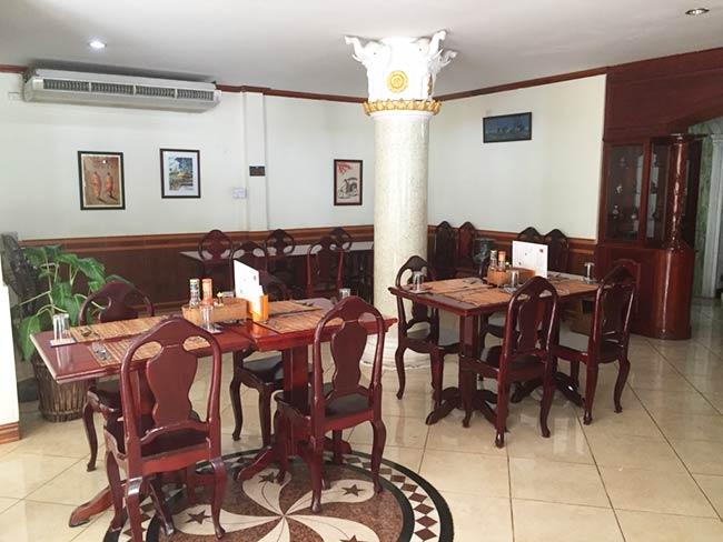 Best Hotel Vientiane Laos Lalco AR Dining Area