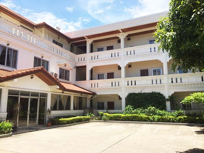 Best Hotel Vientiane Laos Lalco AR Hotel Restaurant