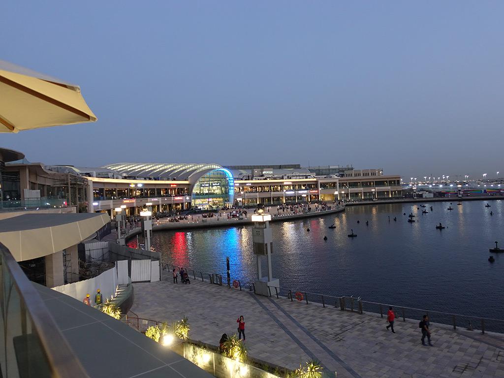 Best Hotel in Dubai Intercontinental Dubai Festival City Review Festival City Mall Sony RX100 V