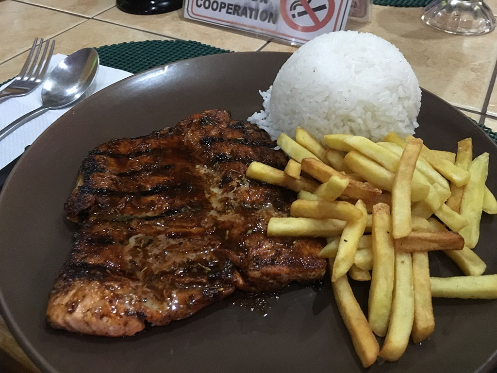 Best Place to Eat in Angeles City Philippines Tequila Reef Cantina Bar and Restaurant - Great Food