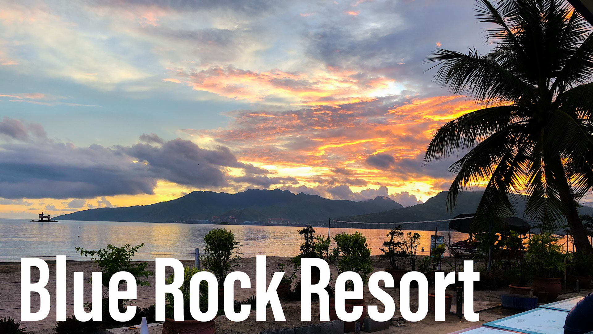 Blue Rock Resort - Subic Bay, Philippines