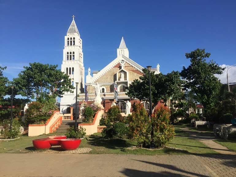 Calbayog, Philippines - Western Samar - Beautiful Church
