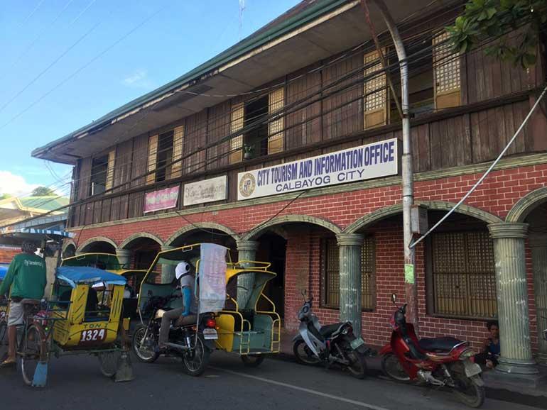 Calbayog, Philippines - Western Samar - Tourism Office
