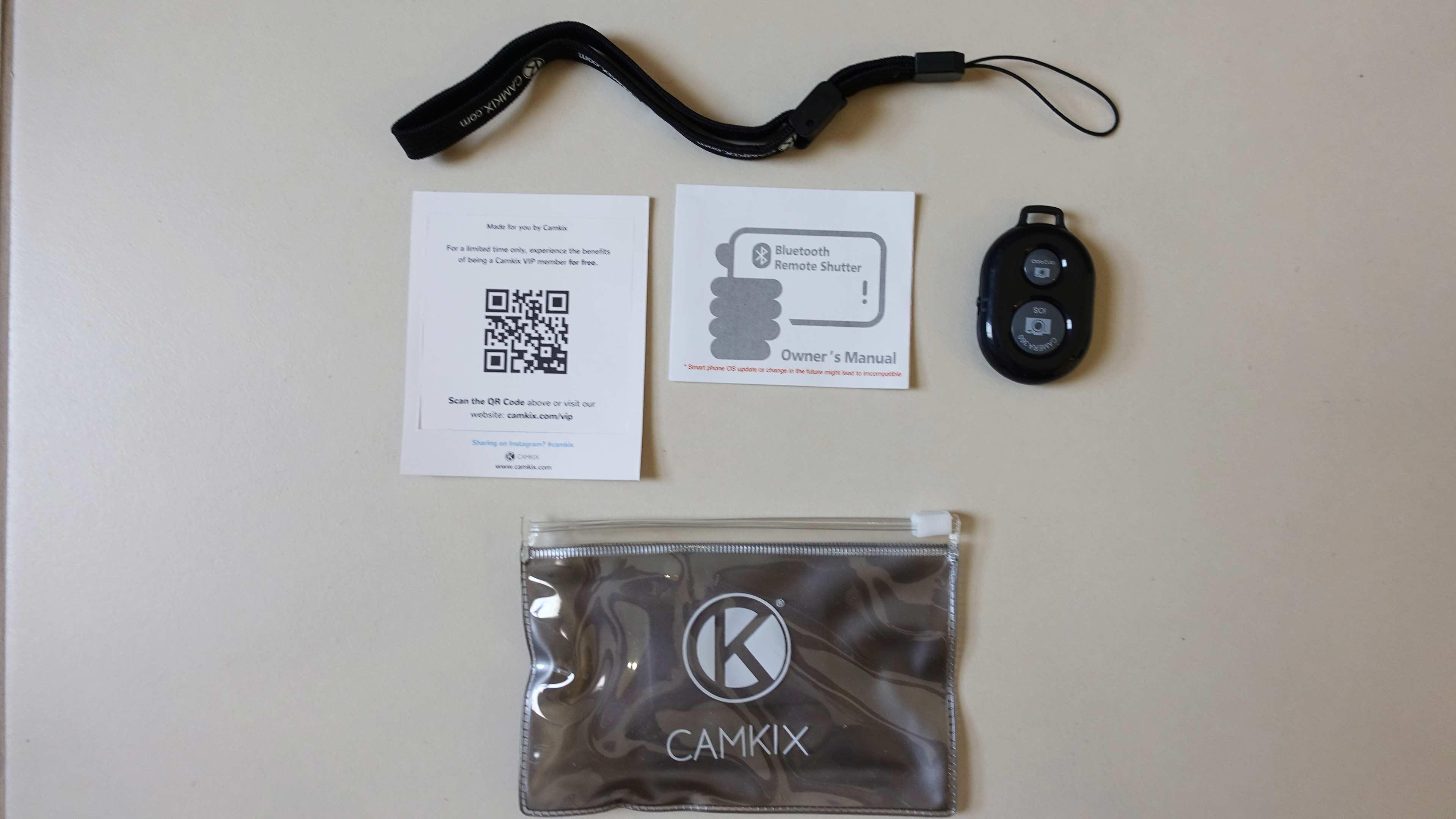 Camkix Bluetooth Shutter Control