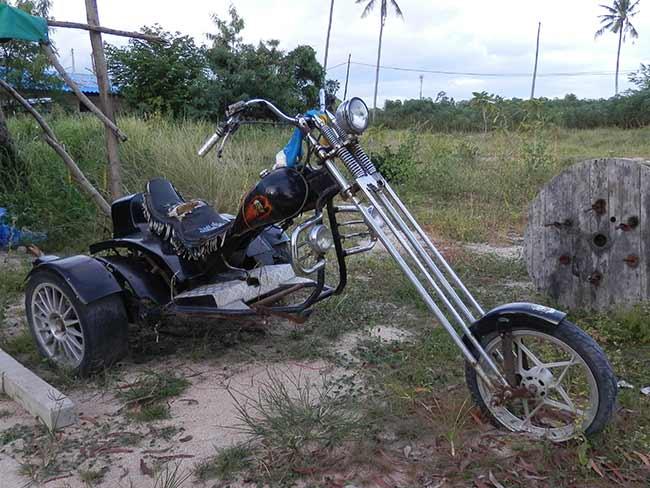 Coconuts Thailand Adventures Trike