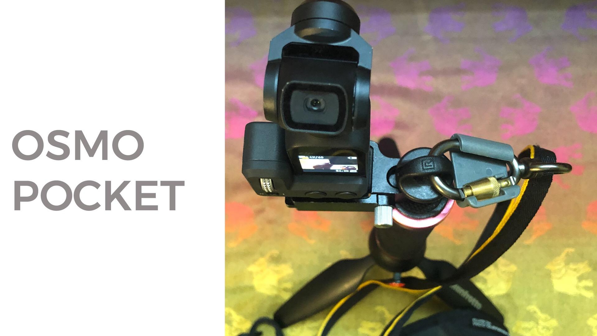 DJI Osmo Pocket Best Setup for Travel Videos