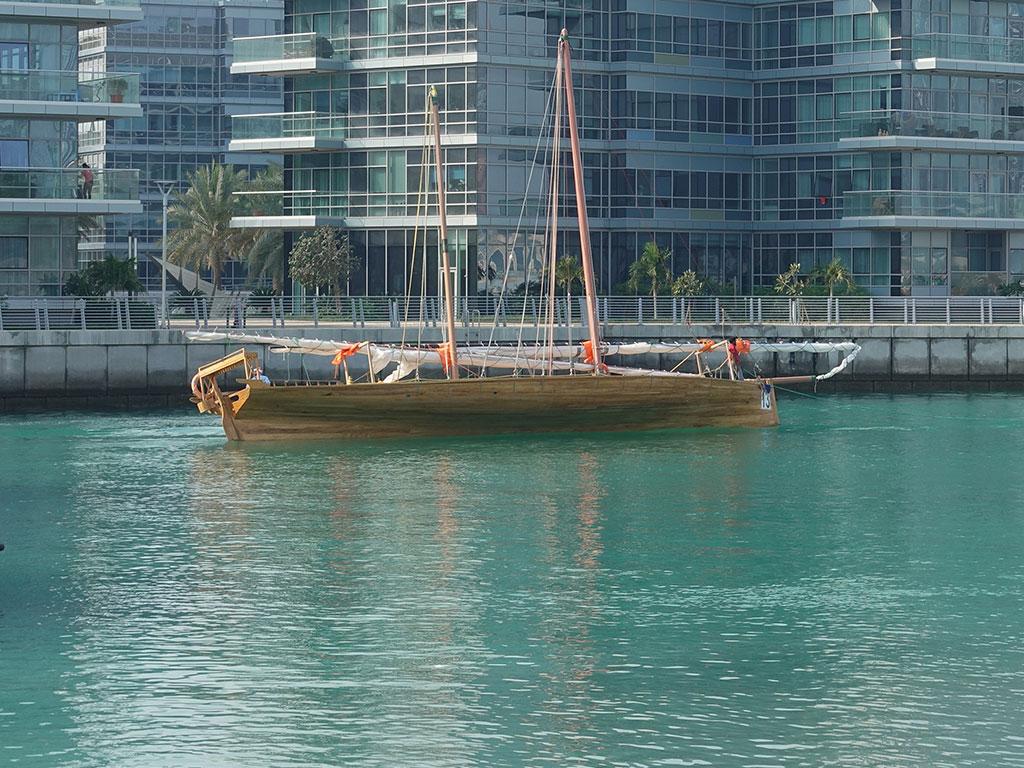 Dhow Racing Boat - Abu Dhabi - Sony RX100 V