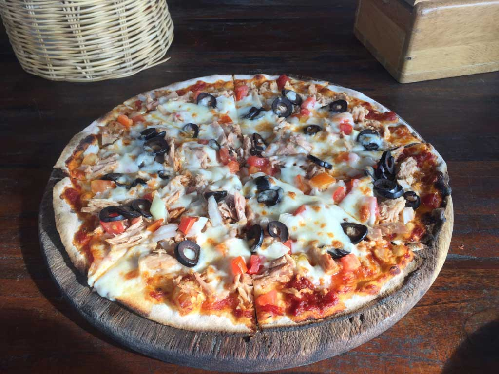 Drifters Cafe - Pattaya, Thailand - Best Pizza