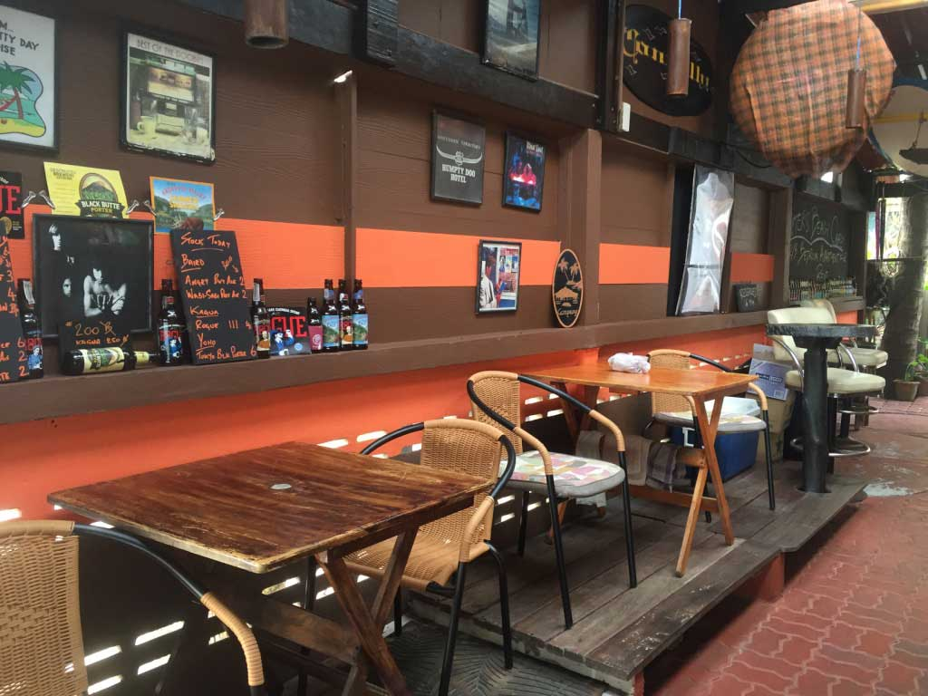 Drifters Cafe - Pattaya, Thailand