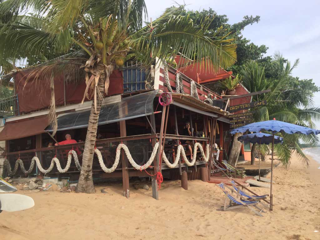 Drifters Cafe Pattaya Thailand