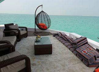 Houseboat - Abu Dhabi - Sony RX100 V