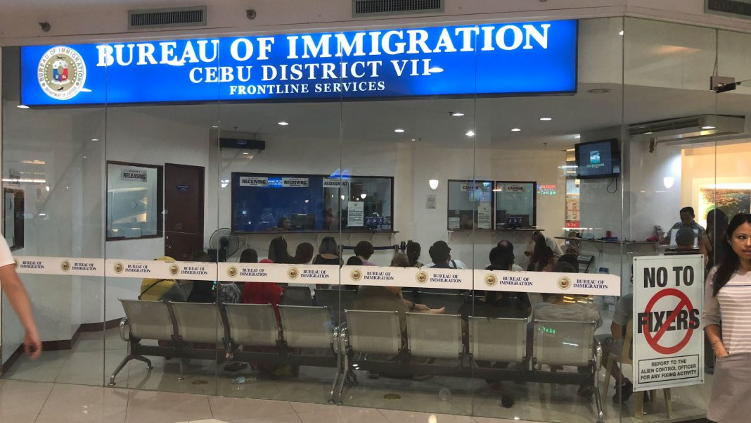 How to Extend Philippines Tourist Visa Cebu Immigration J Centre Mall