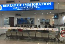 How to Extend Philippines Tourist Visa Cebu Immigration J Centre Mall