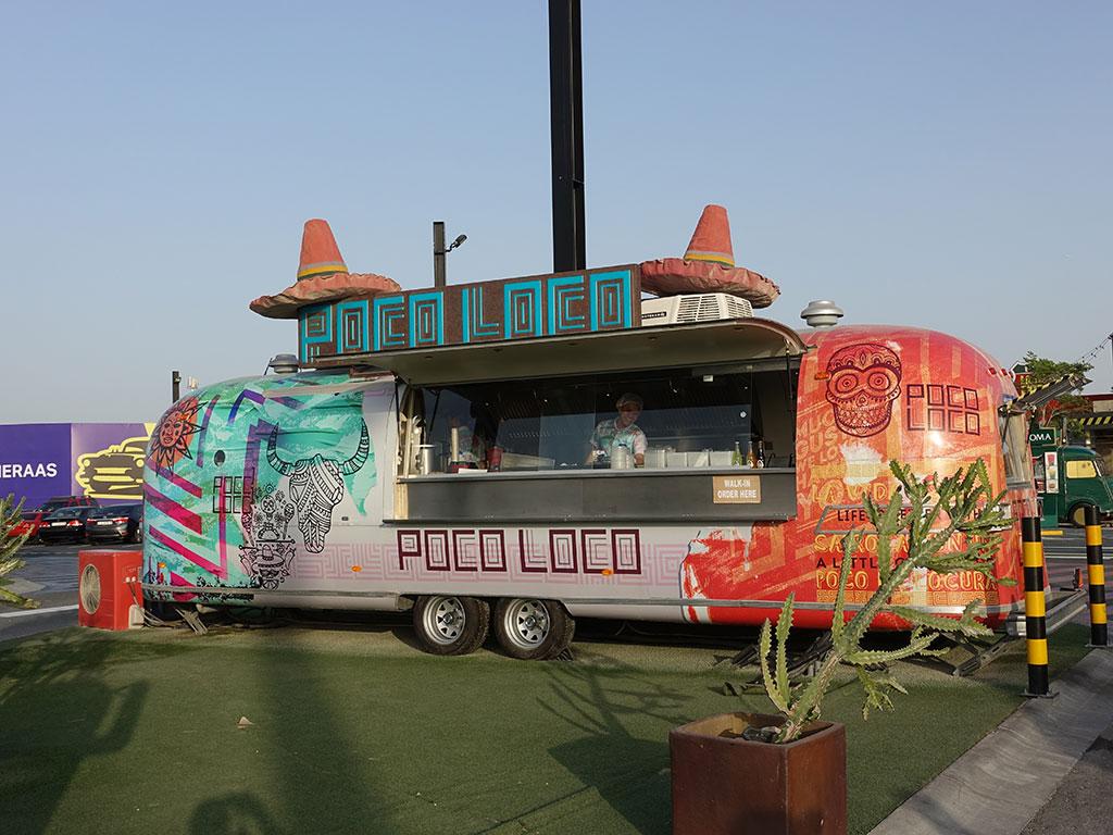 Last Exit Street Food Truck Park Dubai Abu Dhabi Poco Loco