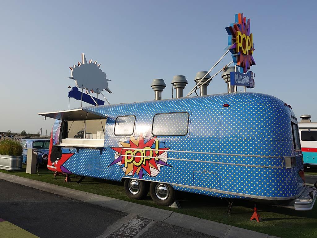 Last Exit Street Food Truck Park Dubai Abu Dhabi Pop Sliders