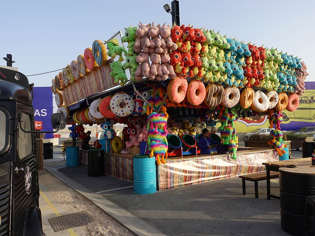 Last Exit Street Food Truck Park Dubai Abu Dhabi Win A Prize Games