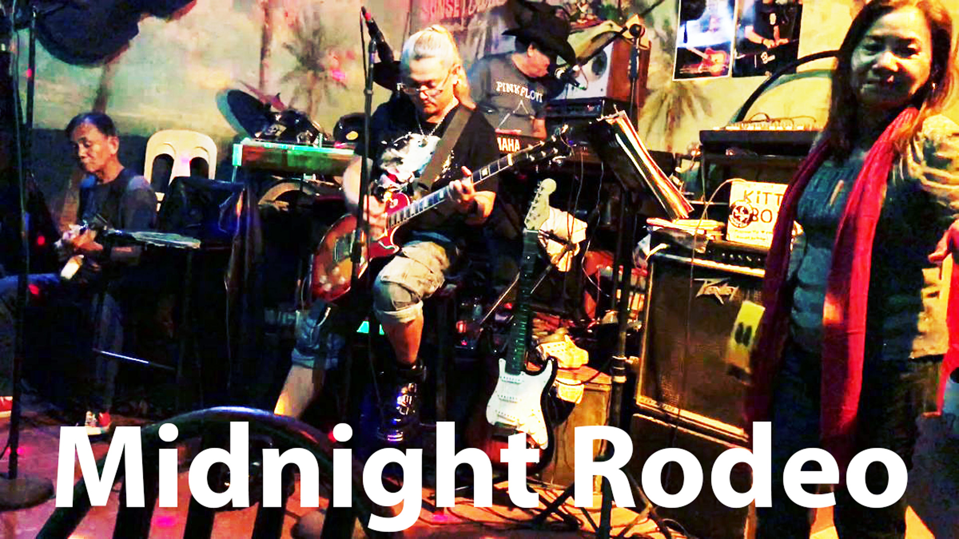 Midnight Rodeo - Angeles City, Philippines