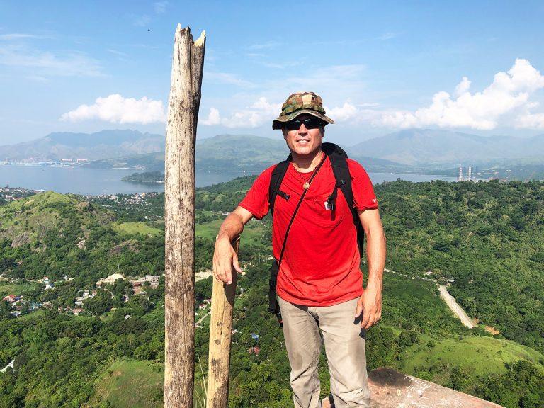 Mountain Climbing Subic
