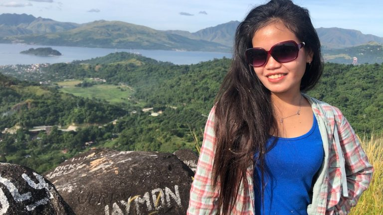 Mountain Climbing with Filipina Wife