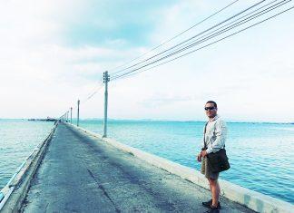 Taking a Walk - Naklua Fishing Pier - Pattaya, Thailand -Sony RX100 V Photography