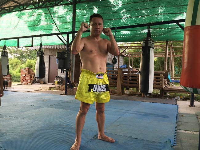 One-Hour Muay Thai Workout Plan for Expats in Thailand - One Month