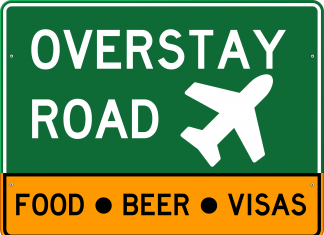 Overstay Road with Mark Blackard YouTube Channel