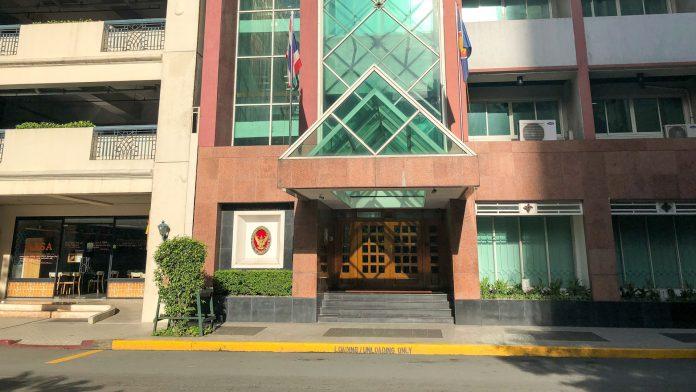 Royal Thai Embassy, Manila, Philippines   Makati   Thailand Tourist Visa