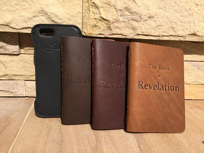 Saddleback Leather Color Compairson