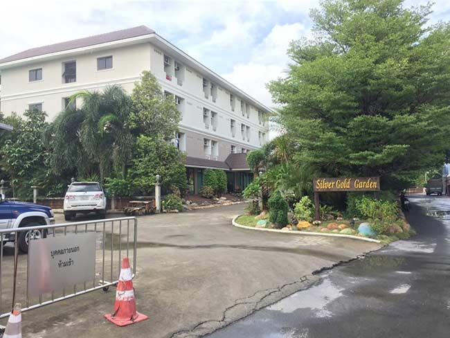 Silver Gold Garden Suvarnabhumi Airport Hotel Review Bangkok Thailand Cheap Rates