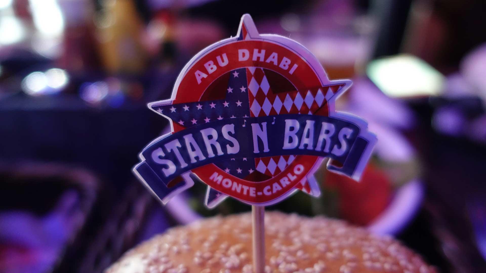 Stars N Bars - Abu Dhabi, UAE - Logo
