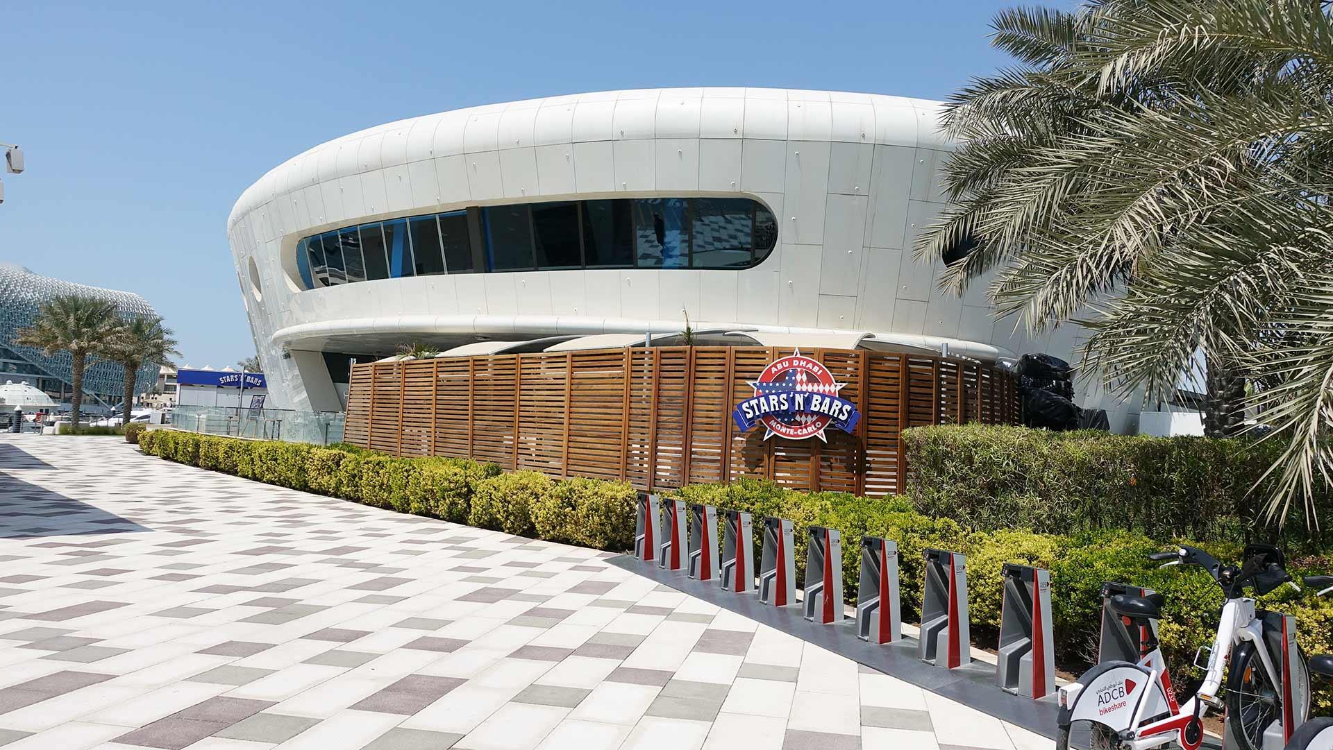Stars N Bars - Abu Dhabi, UAE