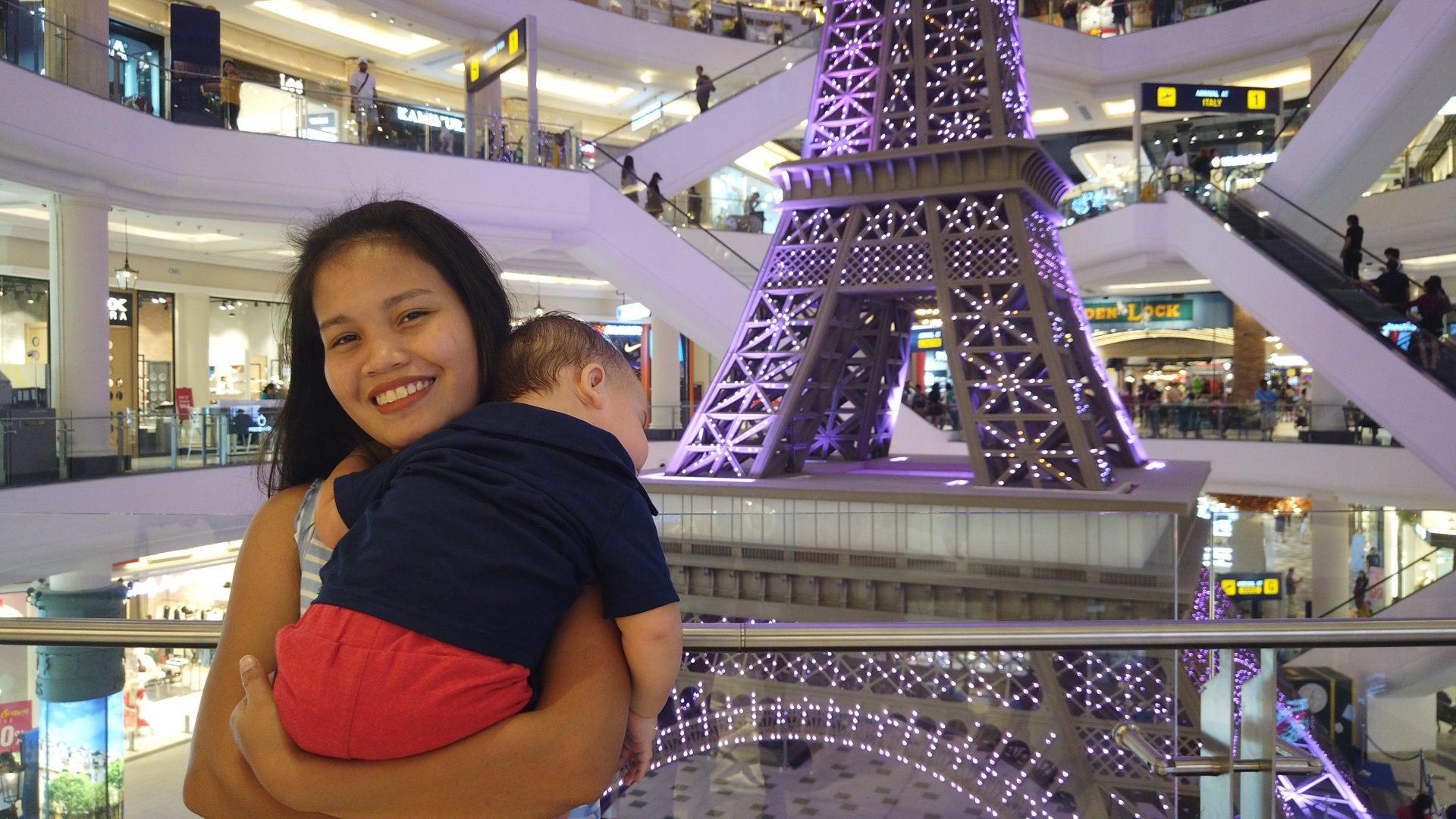 Terminal 21 Shopping Mall Pattaya, Thailand