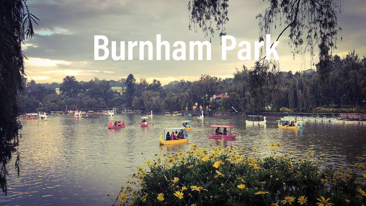 Burnham Park - Baguio, Philippines