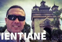 A Few Days in Vientiane, Laos