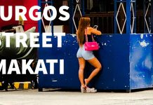 5 Days on Burgos Street, Makati, Philippines - The Grand Tour