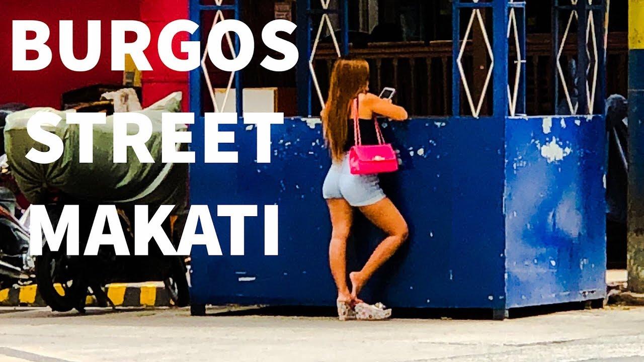 5 Days on Burgos Street, Makati, Philippines - The Grand Tour