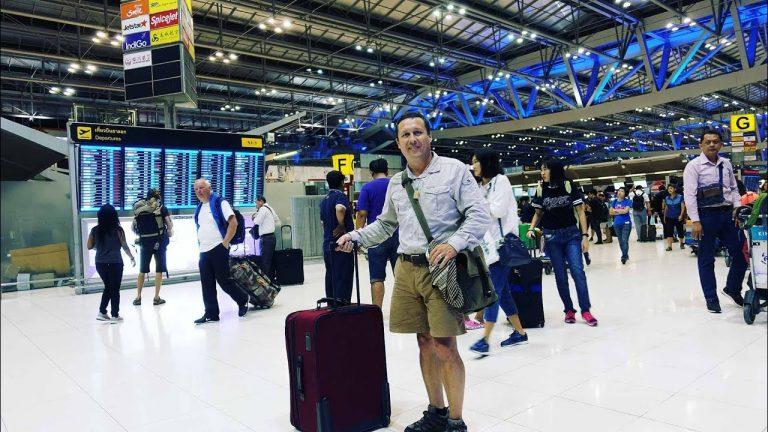 Suvarnabhumi Airport Bangkok - BKK - Walking Tour & Secret Restaurants