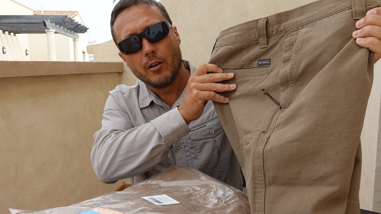 Best Travel Clothing for Tropical Environments - Insect Repellent + Pickpocket Proof + Sun Protection