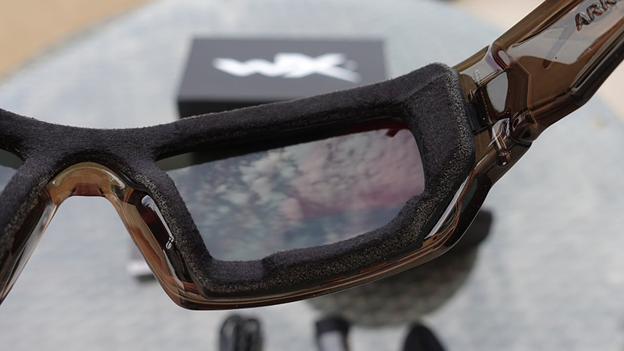 Best Sunglasses for the World Traveler - Wiley X Arrow - Review